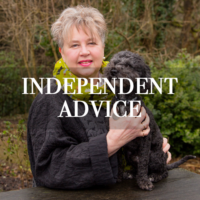 INDEPENDENT ADVICE